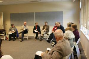 Poverty Roundtable at the 2013 Diocesan Convention