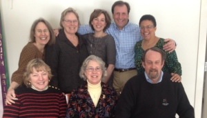 March 2014 team from St. Bart's, Yarmouth