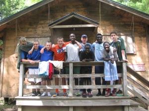 Boys at BION