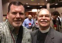 Mark and Fr. John Palarine